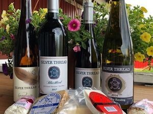 Wine & Cheese Virtual Tasting with Silver Thread and Lively Run