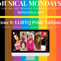 Musical Mondays: LGBTQ Pride Edition!