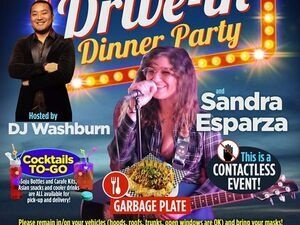 Drive-in Dinner Party at The K-HOUSE Karaoke Lounge & Suites