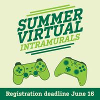Intramural eSports Registration Deadline