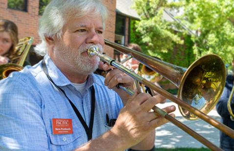 Conservatory Conversations with Professor Steve Perdicaris