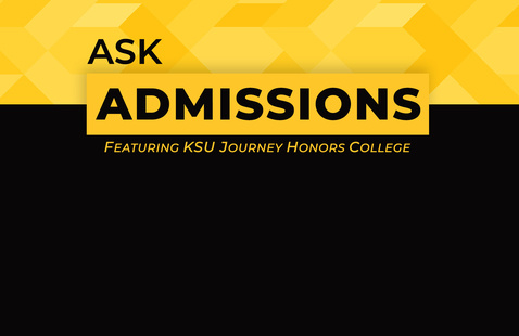 Ask Admissions Facebook Live