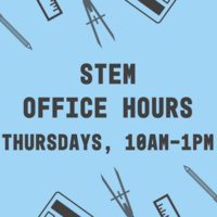 STEM Office Hours (Online)