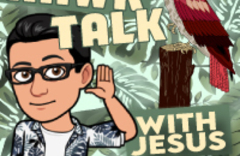 Hawk Talk with Jesus on Instagram Live