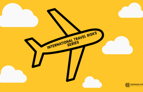 International Travel Risks Series - Safety Abroad