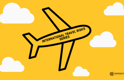 International Travel Risks Series - Personal Security Abroad