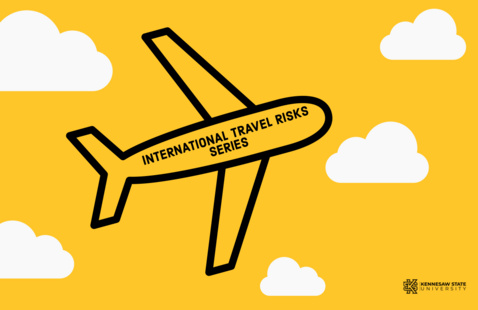 International Travel Risks Series - Data Security Abroad