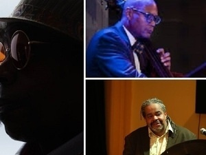 Lafayette Gilchrist Trio `Now` CD Pre-Release LIVE STREAMING CONCERT