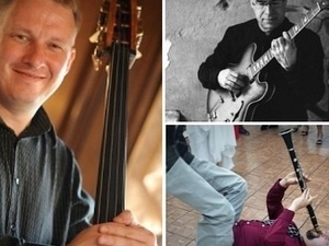 Seth Kibel, Michael Raitzyk and Bob Abbott LIVE STREAMING CONCERT