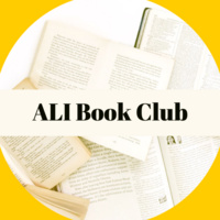 ALI Summer Book Club (for non-Native English Speakers)