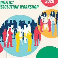 Conflict Resolution Workshop (Virtual)