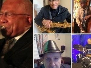 John Lamkin II 'Favorites' Jazz Quintet LIVE STREAMING CONCERT