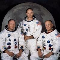 AIAA Apollo 11 (51st) and Vikings (44th) Anniversary 2020 (Neil's Day)