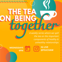 The Tea on Being Together