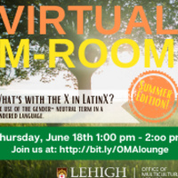 Virtual M-Room: What's with the X in LatinX?