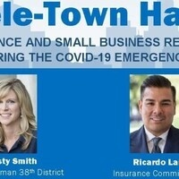 SCV Chamber of Commerce Tele-Town Hall