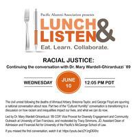 Lunch & Listen: Racial Justice