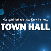 Livestream: Academic Institute Town Hall