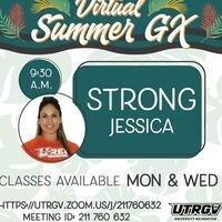 Virtual Summer GX: STRONG