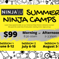 Youth Ninja Camp