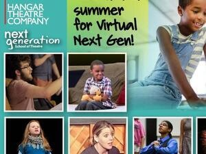 Virtual Next Generation School of Theatre :  Virtual Musical Theatre Performance Lab