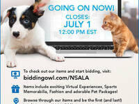 North Shore Animal League America's Virtual Auction!