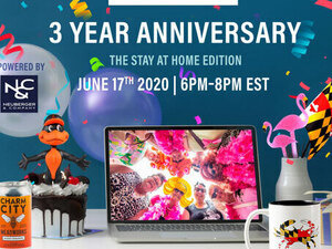 LinkedIn Local 3 Year Anniversary: The Stay at Home Edition