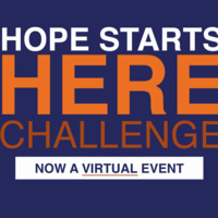 Hope Starts Here Challenge: Now a Virtual Event