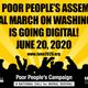 Poor People's Assembly and Moral March on Washington