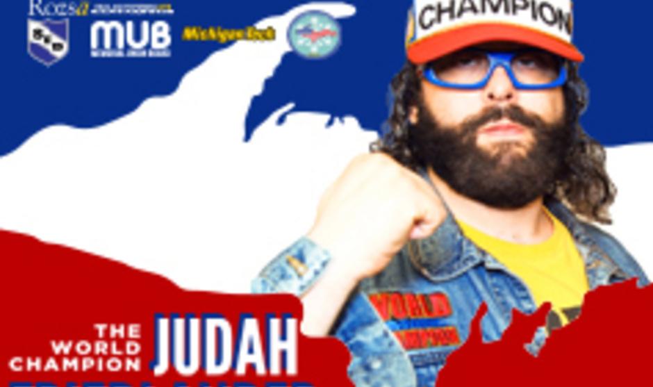The World Champion Judah Friedlander - Winter Carnival Comedian