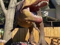 The Dinosaurs ROAR Again!