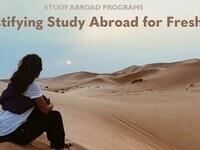 Demystifying Study Abroad for Freshman (Downtown)