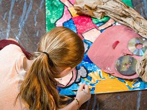 NOW ONLINE! Summer Art Camp