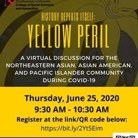 History Repeats Itself: Yellow Peril