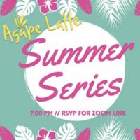 Agape Latte Summer Series: Yvonne McBarnett (Ms. Smiley)