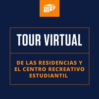 Tour Virtual de las Residencias y el Centro Recreativo Estudiantil