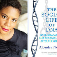 Writers LIVE: Alondra Nelson, The Social Life of DNA: Race, Reparations, and Reconciliation After the Genome
