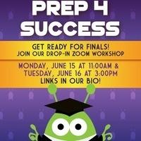 Prep for Success: Finals