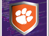 Tiger Paw, purple background