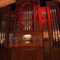 Finney Chapel C.B. Fisk Op. 116 organ