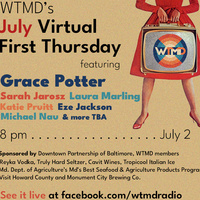 July Virtual First Thursday