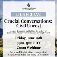 NMI Crucial Conversations:  Civil Unrest