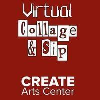 Virtual Collage & Sip