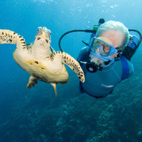 A Conversation with Jean-Michel Cousteau