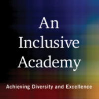 """An Inclusive Academy"" book cover"