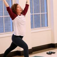Virtual Yoga with Dr. Quinn