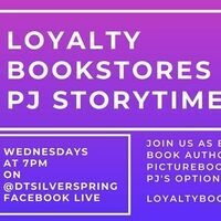 Loyalty Bookstores PJ Storytimes
