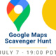 Google Maps Scavenger Hunt