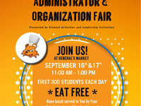 Virtual Administrator & Organization Fair