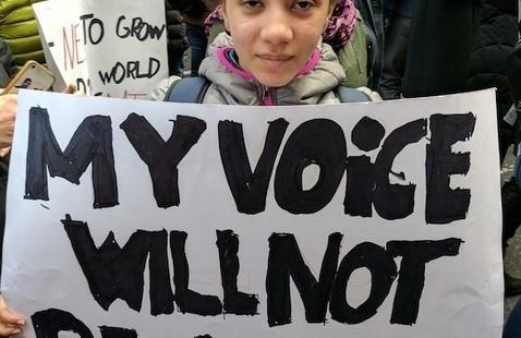 Teens Speak Up